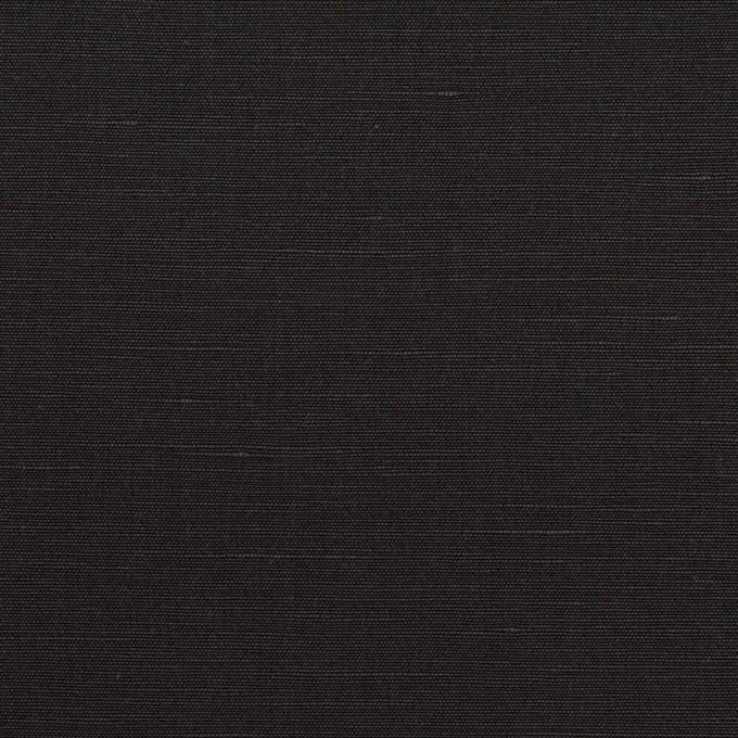 コットン&リネン×無地(チャコールブラック)×ポプリン イメージ1