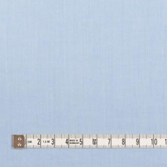 コットン×無地(サックス)×シャンブレー・ローン サムネイル4