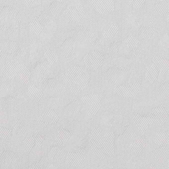 ポリエステル&コットン混×レオパード(ウィステリアミスト)×ジャガード・ストレッチ イメージ1