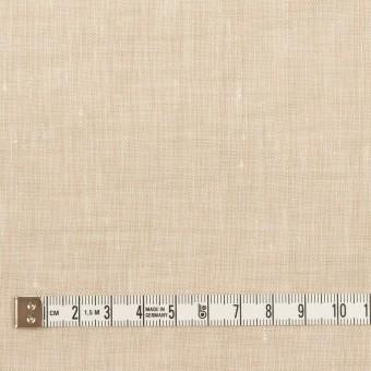 リネン×無地(ライトベージュ)×薄キャンバス_全2色 サムネイル4