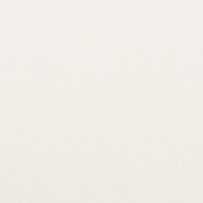 コットン×無地(ホワイト)×サージ_全4色 イメージ1