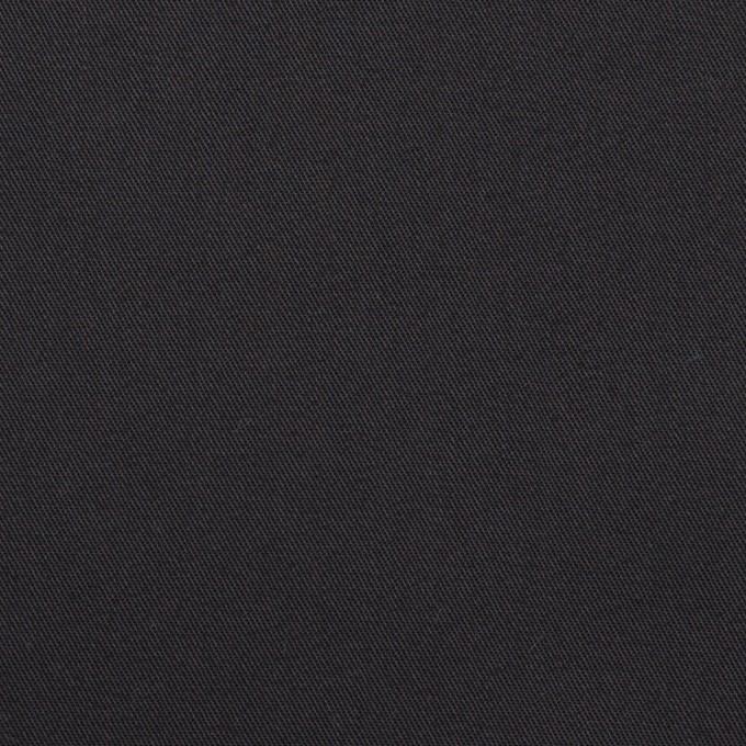 コットン×無地(ダークネイビー)×サージ_全4色 イメージ1