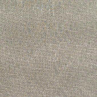 ポリエステル×無地(ブラック)×オーガンジー_全4色