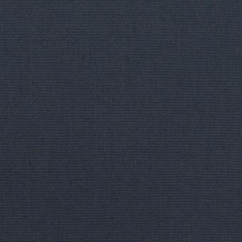 コットン&ポリアミド×無地(ミッドナイトブルー)×高密ブロード_イタリア製