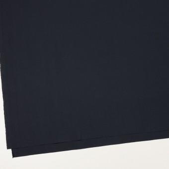 コットン&ナイロン×無地(ダークネイビー)×高密ブロード サムネイル2