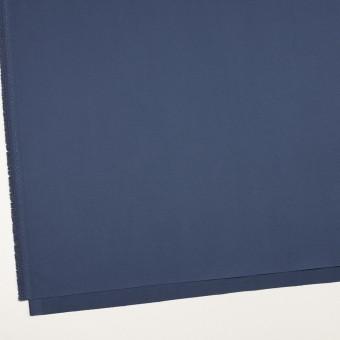 コットン&リネン混×無地(アッシュブルー)×サテンストレッチ_全4色 サムネイル2