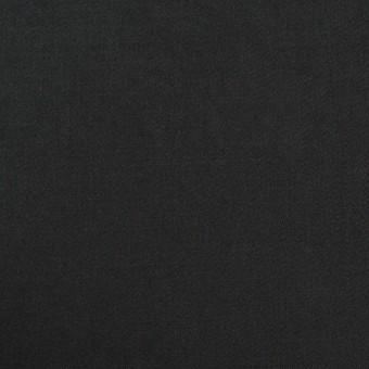 コットン&リネン混×無地(ブラック)×サテンストレッチ_全4色