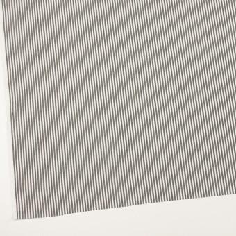 コットン×ストライプ(チャコールグレー)×ローン_全2色 サムネイル2
