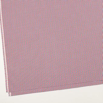 コットン×チェック(レッド&ネイビー)×オックスフォード_全3色 サムネイル2