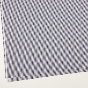 コットン×チェック(カーキグリーン&ネイビー)×オックスフォード_全3色 サムネイル2