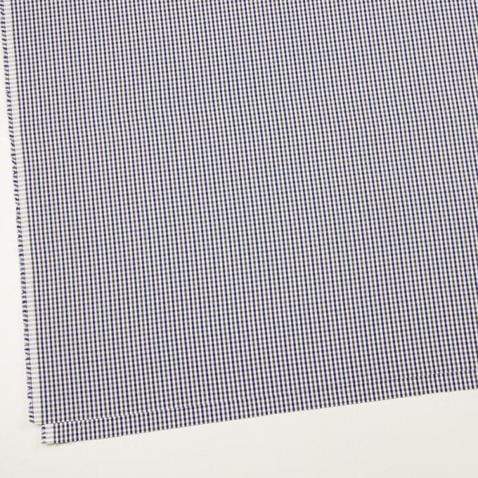 コットン×チェック(カーキグリーン&ネイビー)×オックスフォード_全3色 イメージ2