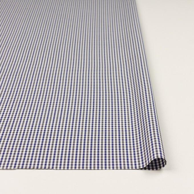 コットン×チェック(カーキグリーン&ネイビー)×オックスフォード_全3色 イメージ3