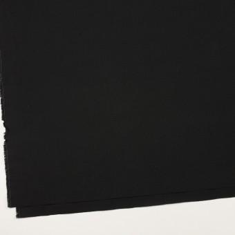 コットン×無地(ブラック)×高密ローン サムネイル2