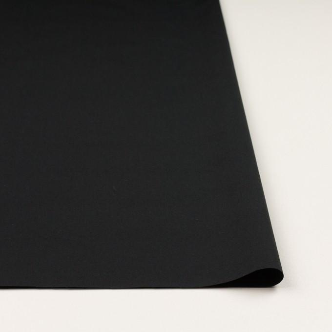コットン×無地(ブラック)×高密ブロード イメージ3