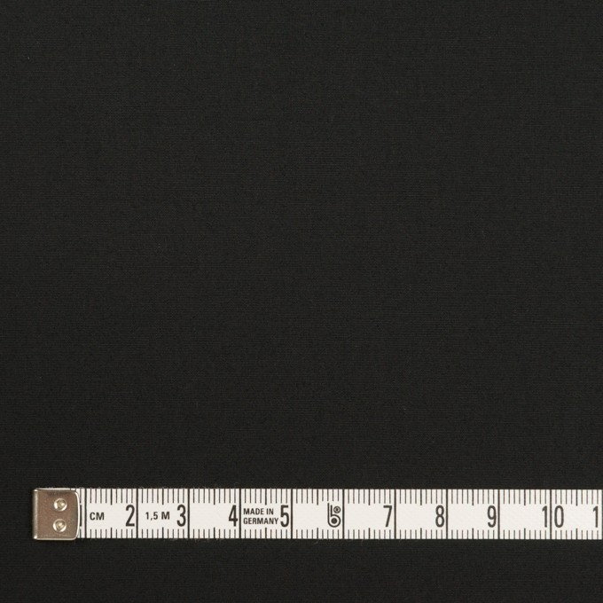コットン×無地(ブラック)×高密ブロード イメージ4