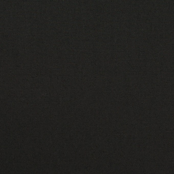 コットン×無地(ブラック)×高密ブロード イメージ1