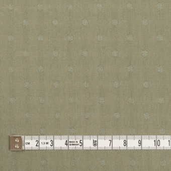 ナイロン×ドット(アイビーグリーン)×ポプリンジャガード サムネイル4