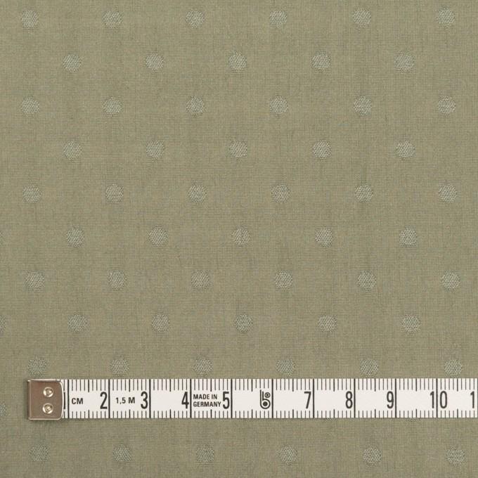 ナイロン×ドット(アイビーグリーン)×ポプリンジャガード イメージ4
