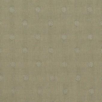 ナイロン×ドット(アイビーグリーン)×ポプリンジャガード サムネイル1
