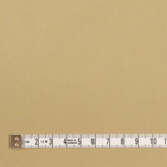 コットン&ビスコース混×無地(サンドベージュ)×サージストレッチ_全2色_イタリア製 サムネイル4