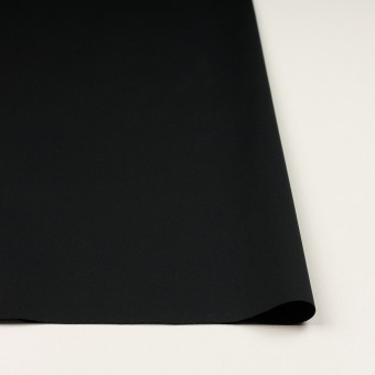 コットン&ポリウレタン×無地(ブラック)×チノクロス・ストレッチ_全2色 サムネイル3