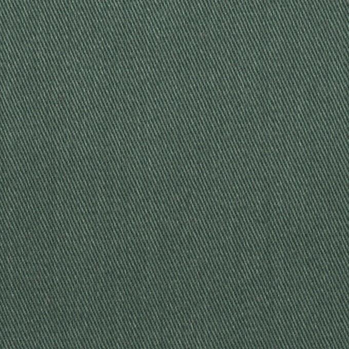 コットン×無地(スレートグリーン)×チノクロス イメージ1
