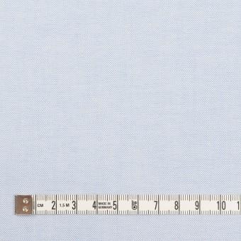 コットン×無地(ペールブルー)×オックスフォード サムネイル4
