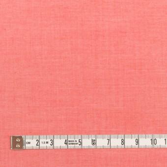 コットン×無地(チェリー)×シャンブレー・ローン_全2色 サムネイル4