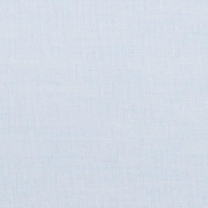 コットン×無地(ペールブルー)×シャンブレー・ローン_全2色 イメージ1
