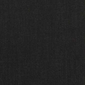 コットン×無地(ブラック)×ローン_全5色