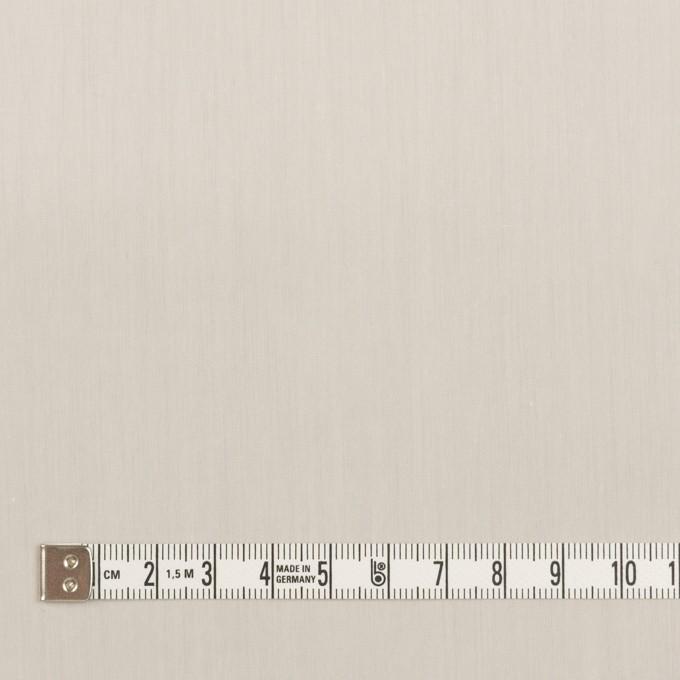 コットン&ポリアミド×無地(ライトグレー)×シャンブレー_全2色_イタリア製 イメージ4
