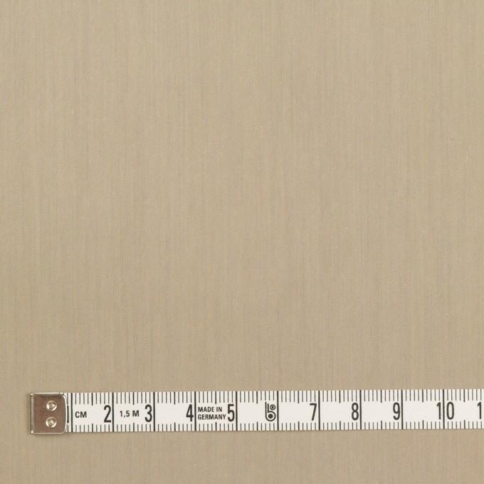 コットン&ポリアミド×無地(カーキベージュ)×シャンブレー_全2色_イタリア製 イメージ4