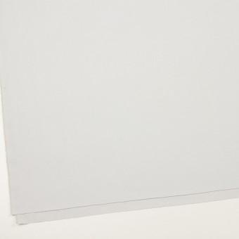 コットン&ポリアミド×無地(シルバーグレー)×サージ_全2色_イタリア製 サムネイル2