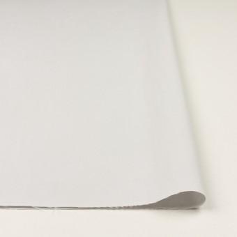 コットン&ポリアミド×無地(シルバーグレー)×サージ_全2色_イタリア製 サムネイル3