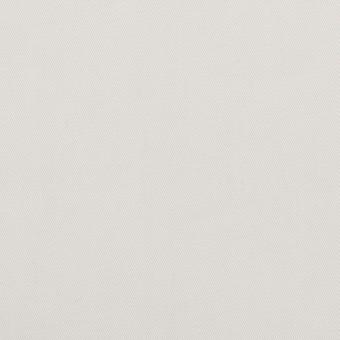 コットン&ポリアミド×無地(シルバーグレー)×サージ_全2色_イタリア製