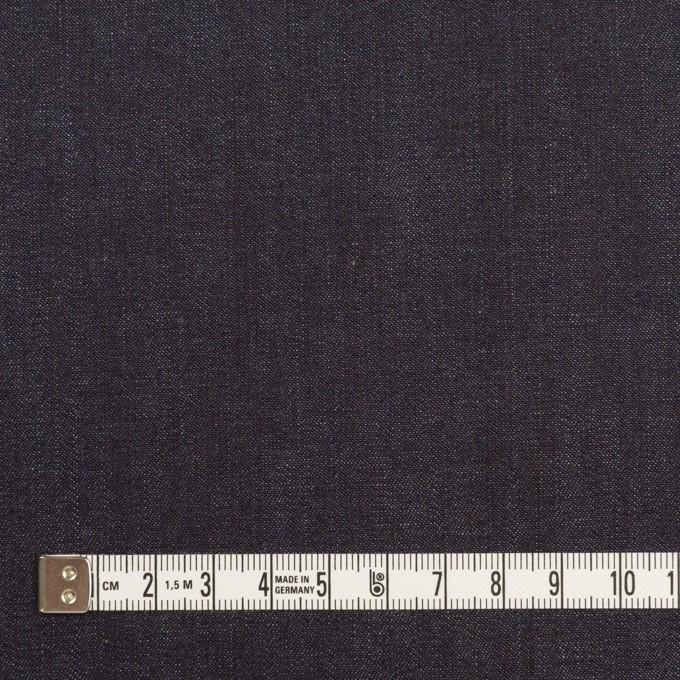 コットン×無地(インディゴ)×デニム(6.5oz) イメージ4