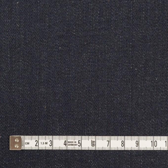 コットン×無地(インディゴ)×デニム(14oz) イメージ4