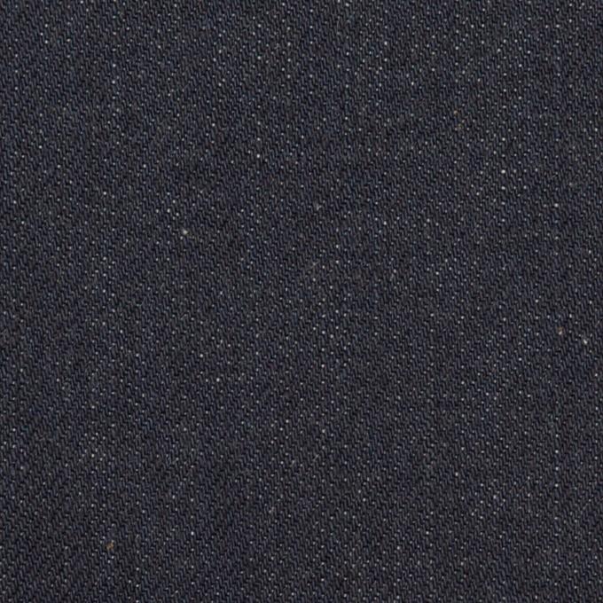 コットン×無地(インディゴ)×デニム(14oz) イメージ1