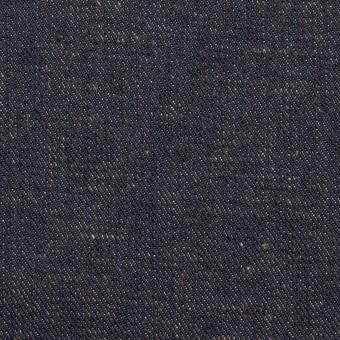 コットン&リネン×無地(インディゴ)×デニム(11.5oz) サムネイル1