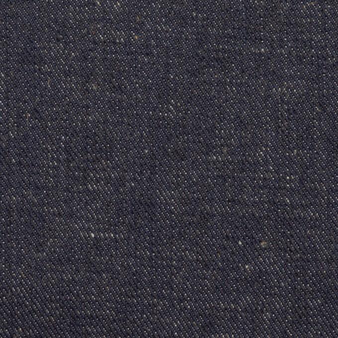 コットン&リネン×無地(インディゴ)×デニム(11.5oz) イメージ1