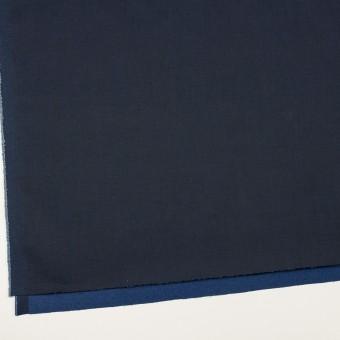 コットン×無地(ネイビー)×二重織 サムネイル2