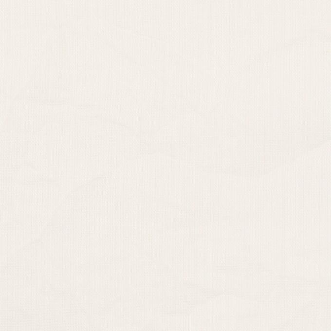 コットン×無地(オフホワイト)×ボイルワッシャー_全4色 イメージ1