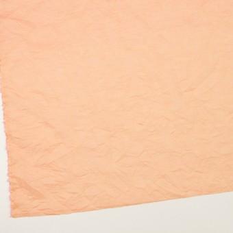 コットン×無地(アプリコット)×ボイルワッシャー_全4色 サムネイル2