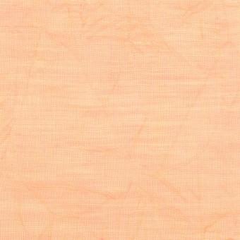 コットン×無地(アプリコット)×ボイルワッシャー_全4色