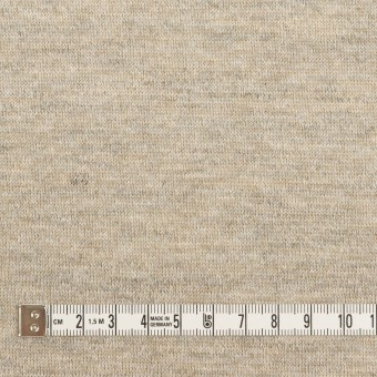コットン&リネン×無地(オートミール)×天竺ニット_全2色 サムネイル4