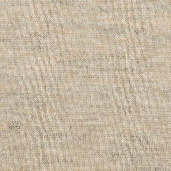 コットン&リネン×無地(オートミール)×天竺ニット_全2色 サムネイル1