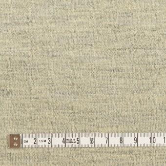 コットン&リネン×無地(グリーンティー)×天竺ニット_全2色 サムネイル4