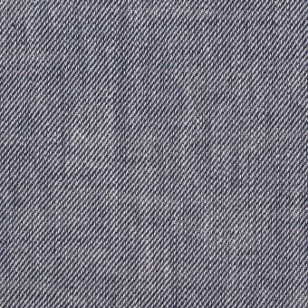 コットン×無地(ネイビー)×サージ サムネイル1