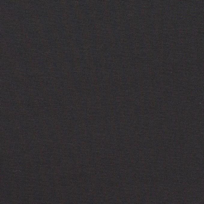 ポリエステル&ナイロン混×無地(チャコール)×ファイユストレッチ イメージ1