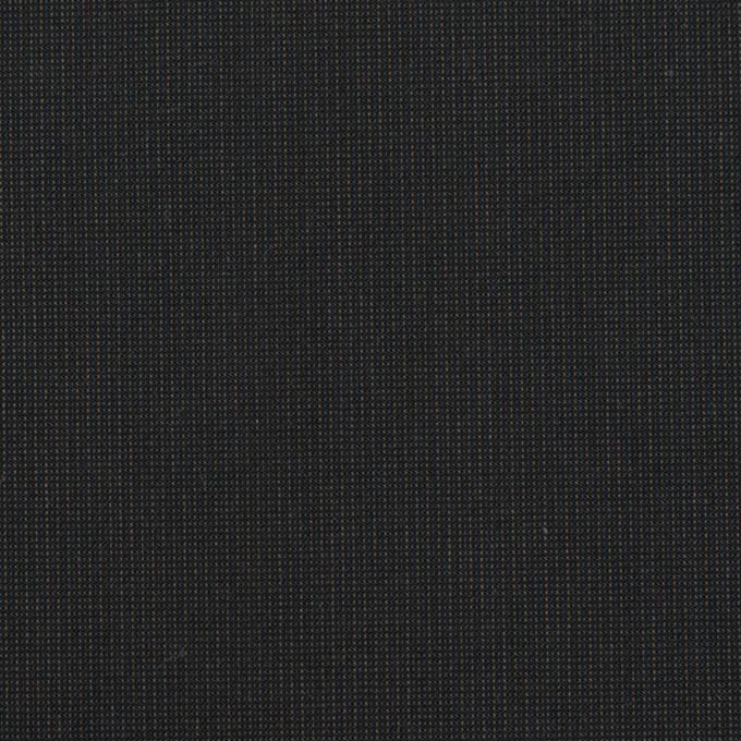 コットン&ポリエステル混×無地(チャコール)×ポプリンストレッチ_イタリア製 イメージ1